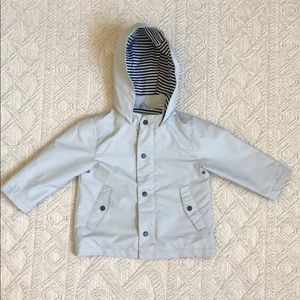 Zara baby raincoat – size 12/18 months